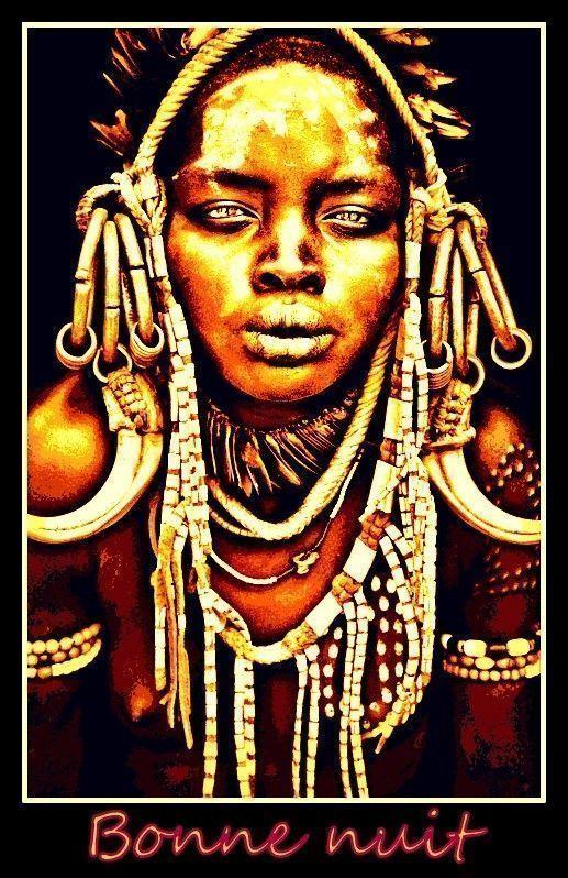 Bonne Nuit Africaine : Belles images africaines page